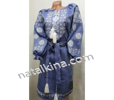 Сукня вишита пж0079-1