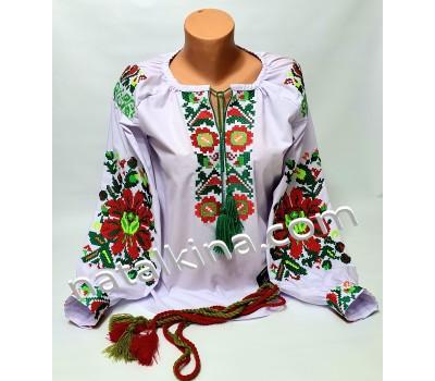 Сукня вишита пж0970-1