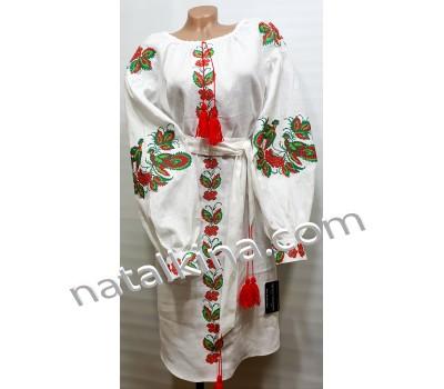 Сукня вишита пж0100-1