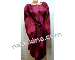 Сукня вишита пж0050-8