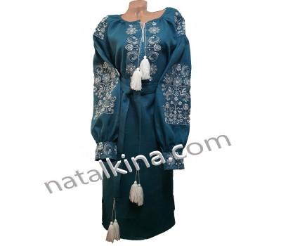 Сукня вишита пж0050-4