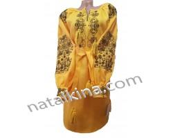 Сукня вишита пж0050-5