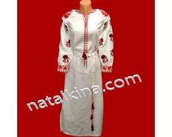 Сукня вишита пж0260-2