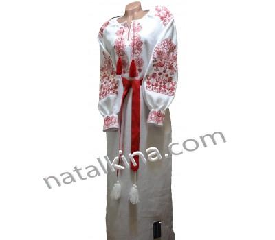 Сукня вишита пж0056