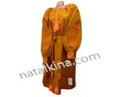 Сукня вишита пж0053