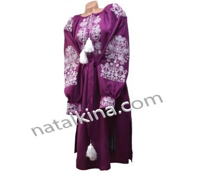 Сукня вишита пж0054